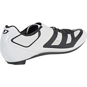 Giro Sentrie Techlace Schoenen Heren, wit/zwart